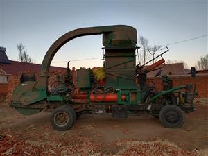 农用草块机