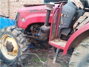 沃得奧龍704拖拉機低價賣