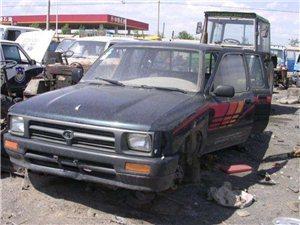 收各種汽油柴油報廢車