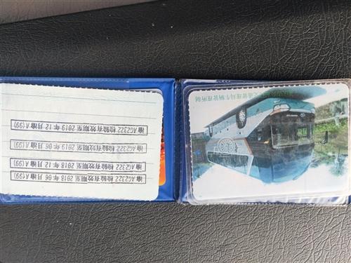 金龙豪华大巴,彭水一上海线路,驾驶员自己可以上车开