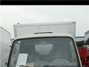 福田箱式小货车带冷藏