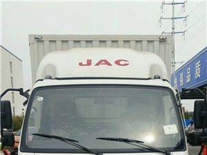 江淮J5 4.2米箱货宽2米