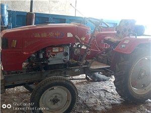 中州280拖拉机