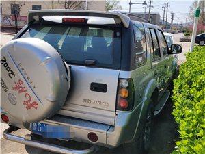 個人一手陸風X6,2.5L柴油版