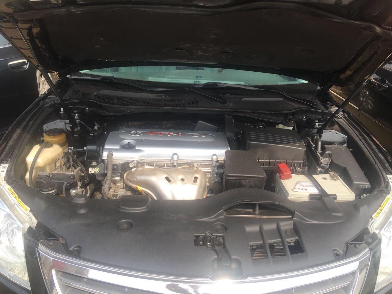 2009年9月上牌丰田凯美瑞240G