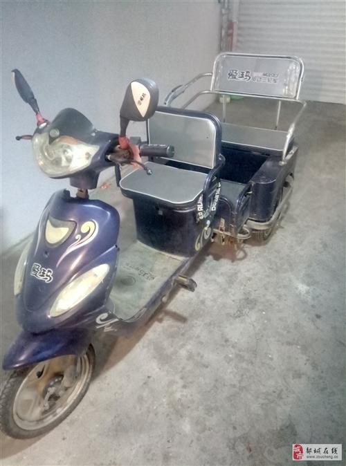 愛瑪電動三輪車600元