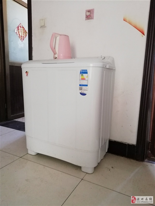 買的洗衣機沒多長時間,想更換全自動的,特價處理,沒有一點毛病