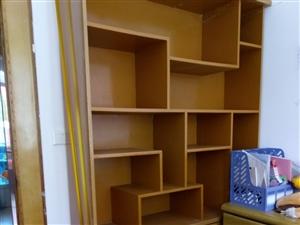 書柜,實木的,價格可談