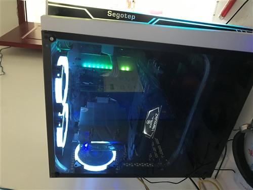 出售一台自用电脑配置请看图,犹豫本人换了一台笔记本所以出售台机!畅玩所有游戏