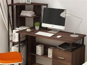 電腦書桌柜一體