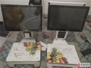 雙屏收銀臺八成新有三臺出售,歡迎致電,聯系我時請說明是在龍南信息網看到的
