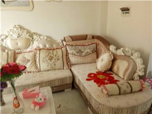沙发九成新常年不在家,所以卖了