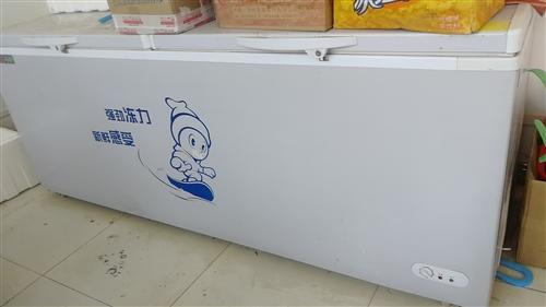 出售大冰柜一台,八成新