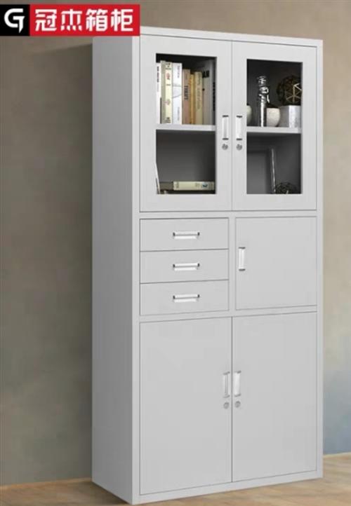 文件柜 带保险柜,材料厚度1.0mm,使用一年,完好如新,680元买的,现450元出售