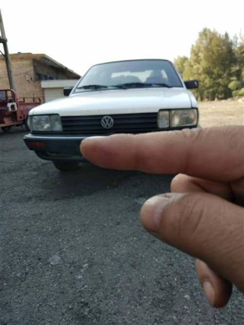 个人普桑车12年12月的车,车况好,保养到位预出售19929612789