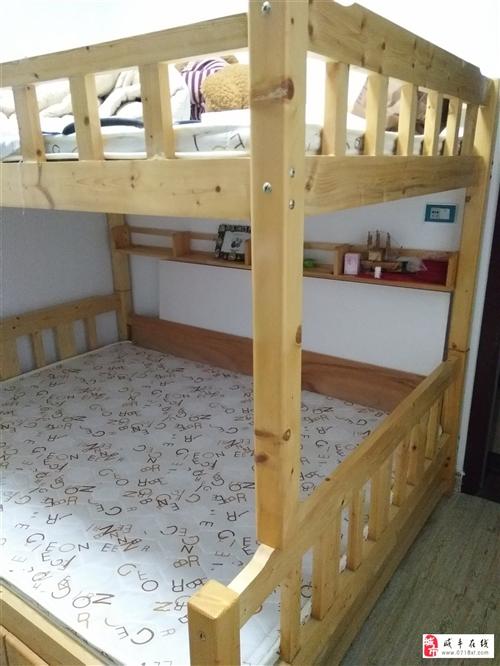 九層新,二手兒童床