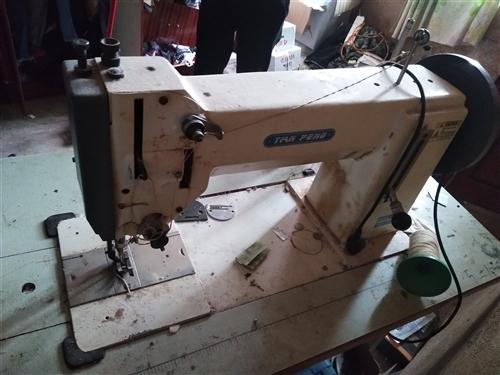 出售二手粗线缝纫机
