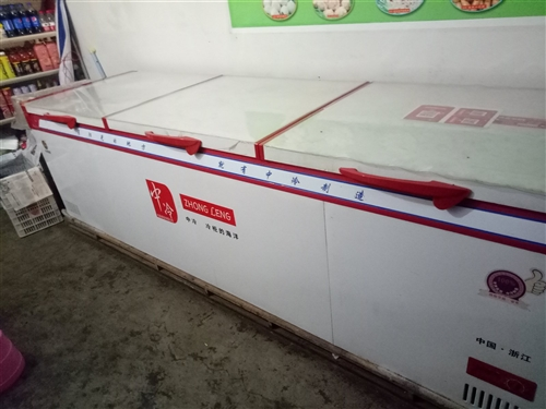 三开门冰柜,大容量价格面意,欢迎来电15883468338