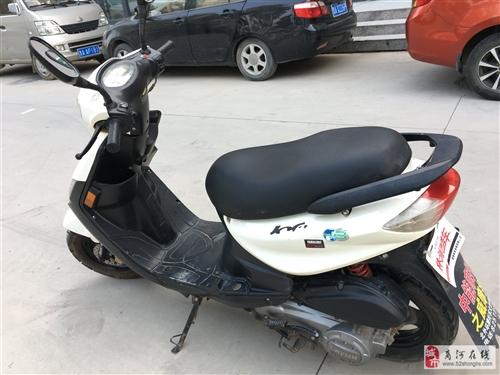 因换车了,出售一辆闲置九成新踏板摩托车。价格验完车后面议(商河县城),上下班骑了两年多。联系电话:1...