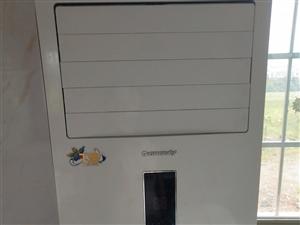 立式格力空调家用保养的很好,四平家电购的