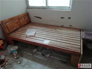 单人床,六十元一个,不送货