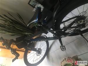 九成新捷安特27变速山地自行车,有发票,有诚心要买的电话联系。