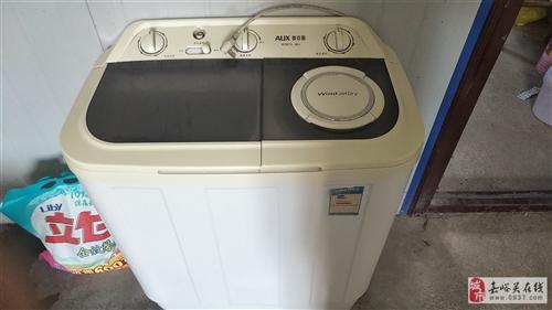 奥克斯半自动洗衣机,没有修过,质量杠杠滴,需要的话联系我,15095689687
