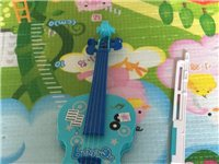 小提琴一把!超市卖价68元!特别新!没有破损!没有划痕!干净!可以送货上门!