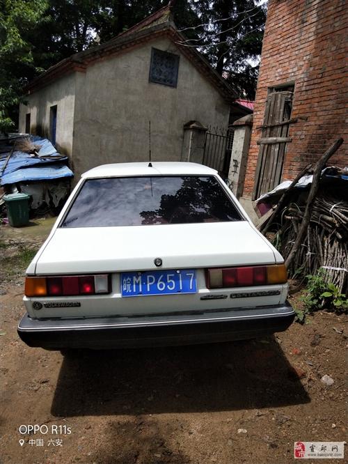 大眾普桑 04車