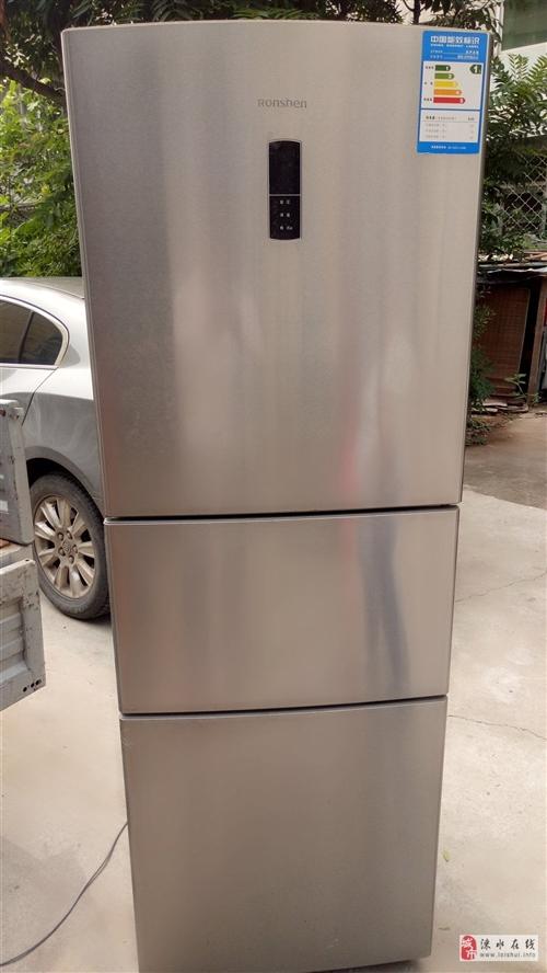 荣升冰箱 270立升  使用正常 图为实物 要自取