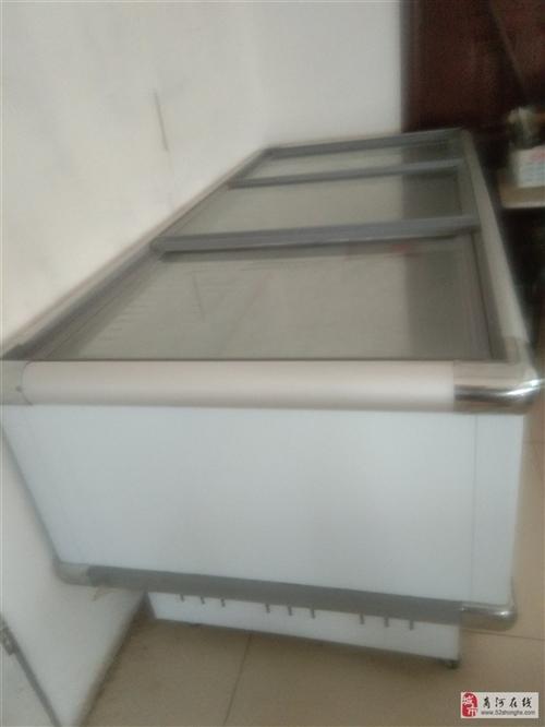 转让保鲜冷冻大冰柜,95成新,有意者电话联系13655415603