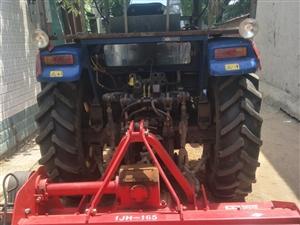 卖个人一手拖拉机,新买的粉碎机开元旋耕机,全柴发动机,无拆无修没动过一个螺丝