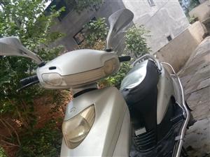 低價出售七成新踏板摩托車 賤賣了有要的看車好說