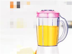 出售全新豆漿機,料理機,榨汁機,便宜處理