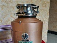 金刚卫士厨房垃圾处理器买来未使用。原价2000的,二手出让900块