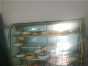 五层蛋糕模型柜台
