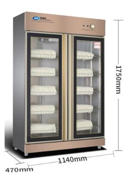 因尺寸不合現全新消毒柜轉讓雙門2000元  單門1200元