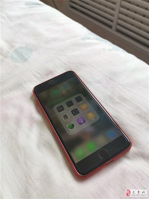 64g黑色iPhone8plus,再保,跟全新的没有区别,佩戴耳机和充电器,都保护的很好,有保护膜,...