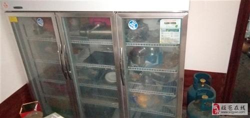 大三开冷藏柜,烧烤,串串,双压缩机,9成新,去年买的,爆炒抽烟机定做的,需要打我电话15082837...