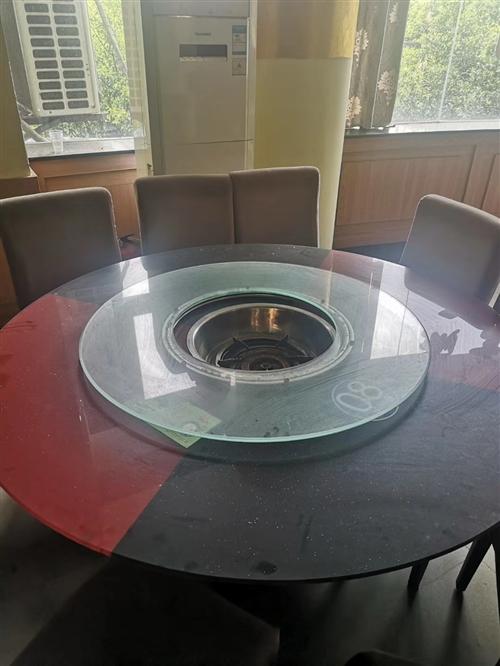 酒樓桌子板凳電器出售