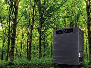 全新未开封原厂包装纳米空气净化器!4重过滤七大创新科技!原价6880,现在4500把