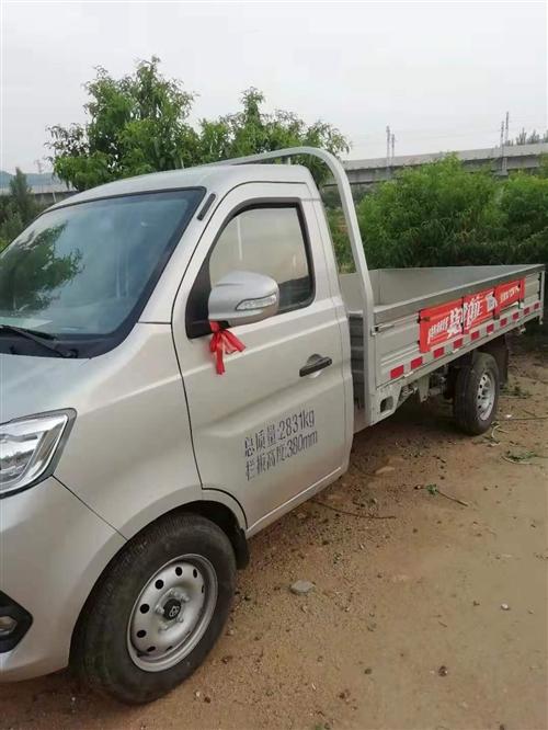 卖二手单排货车 13562916912 18年3月购车 行驶700公里 车况全新 无事故车