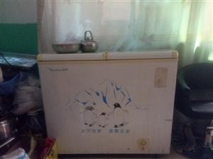 冰柜8,5成新