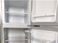 韩电(KEG)132升家用双门小冰箱,上层冷?#24120;?#19979;层保鲜,原价745买的,租房用过一年,八成新现在低...