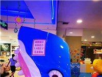 儿童淘气堡设备出售,八九成新