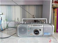 录音机,九五成新,在家占地方,便宜转让给需要的人, 以前买的时候100多,你可以京东上先看看