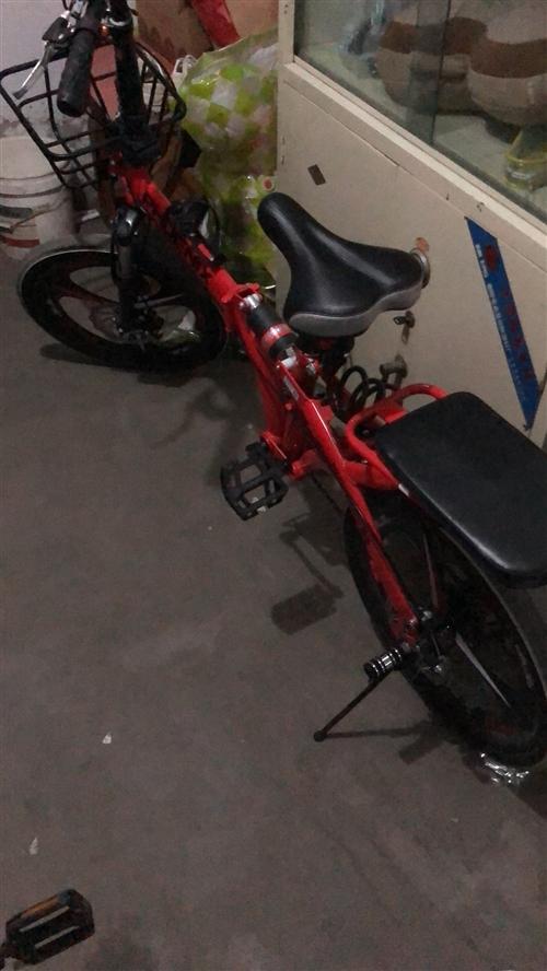 凤凰牌变档自行车,适合十二岁以上,九成新,可承重500斤