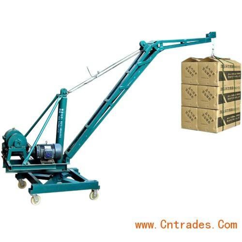 出售起重機器樓上用機器市場裝貨機器都可以用需要的聯系15731739925
