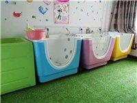因店面升级,有几个宝宝游泳浴缸,谁需要可以转走价格可以谈