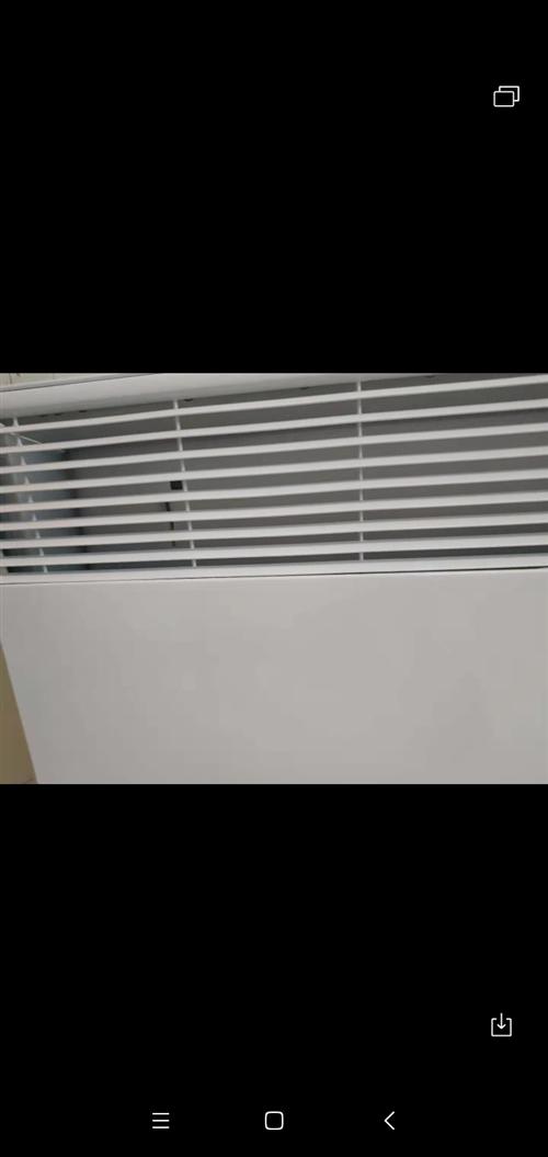 法国赛蒙  进口对流式取暖器。自己用的很好看的,可放支架上(自带支架)也可以挂在墙上,节能省电主要是...